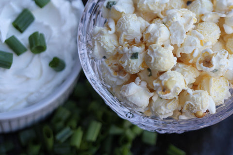 KuKuRuZa Gourmet Popcorn | Sour Cream and Onion