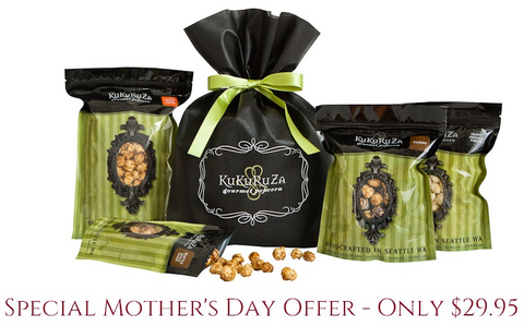 Mother's Day Ribbon Gift Bag