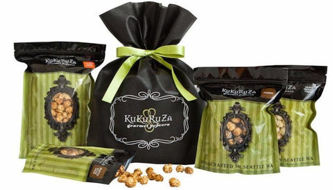 KuKuRuZa Favorites Gift Bag popcorn