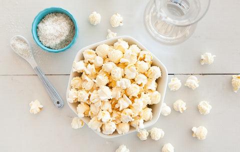 Vinegar & Sea Salt gourmet popcorn