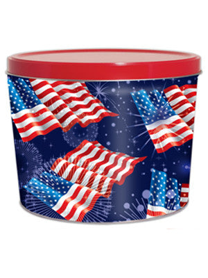 American Flag (2 Gallon)