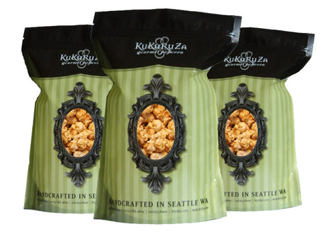 KuKuRuZa Subscription Box gourmet popcorn