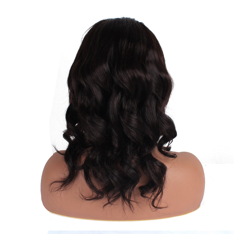 Virgin Indian Loose Wave Frontal / Full Lace Wig