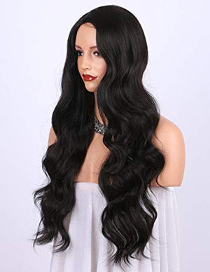 Virgin Malaysian Body Wave Frontal / Full Lace Wig