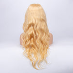 100% Virgin 613 Blonde Body Wave Human Hair Wig