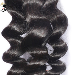 Virgin Loose Wave Bundle 10A