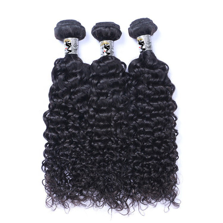 Virgin Curly Bundle