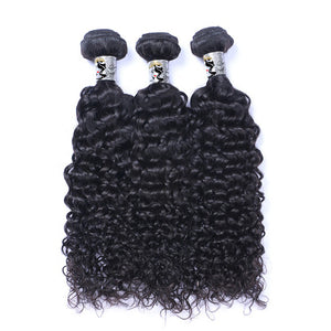 Virgin Curly Bundle 10A