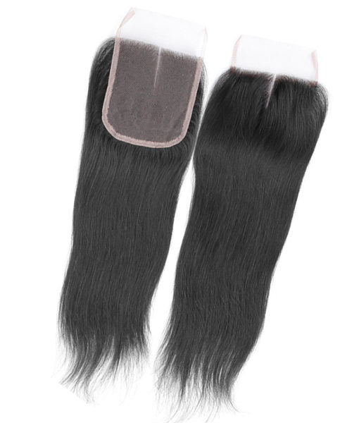10A Virgin Straight Lace Closure