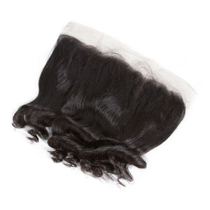 10A Virgin Loose Wave Lace Frontal
