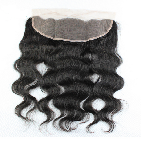 Virgin Malaysian Body Wave Lace Frontal