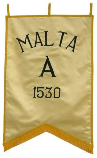 Order of Malta Station Banners