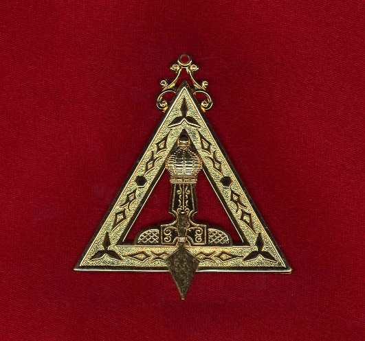 CL Officers Jewel - Deputy Master