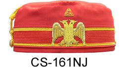 Scottish Rite MSA red cap