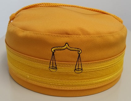 Scottish Rite Council Price of Jerusalem Officers Cap