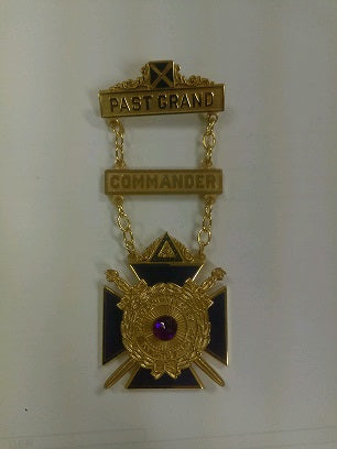 PAST GRAND COMMANDER JEWEL