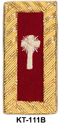 Past Commander Shoulder Strap