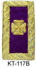 Past Grand Commander Shoulder Strap