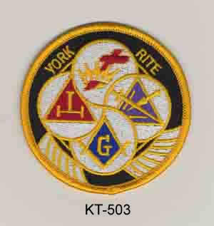 Patch - York Rite