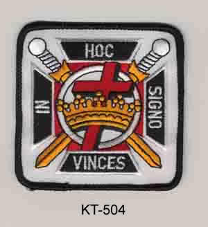 Patch - Knight Templar