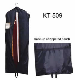 "65"" Nylon Garment Bag"