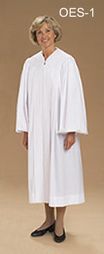Plain White Robe