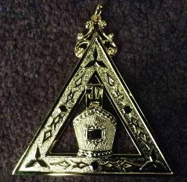 CH Officers Jewel - High Priest