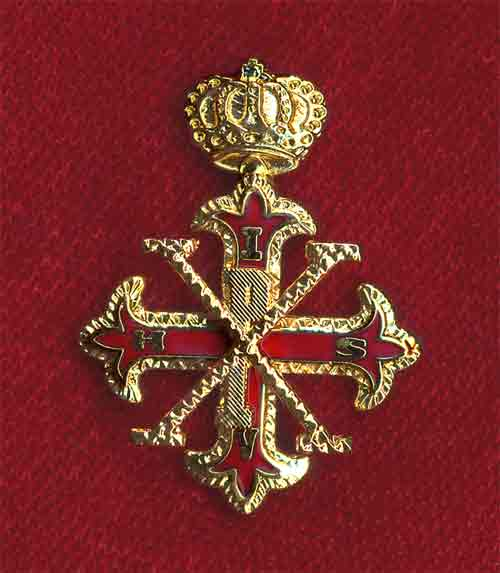 RCC Sovereign/Past Sovereign Members Pin