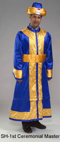 1st Ceremonial Master Costume
