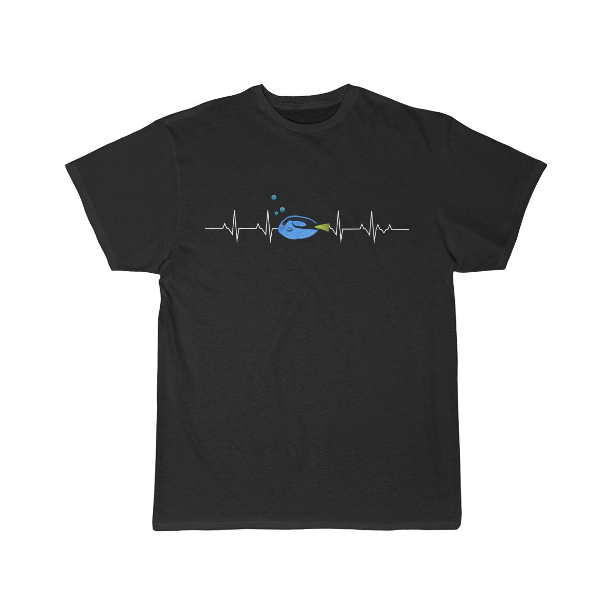 Fish Heartbeat Men's Tee