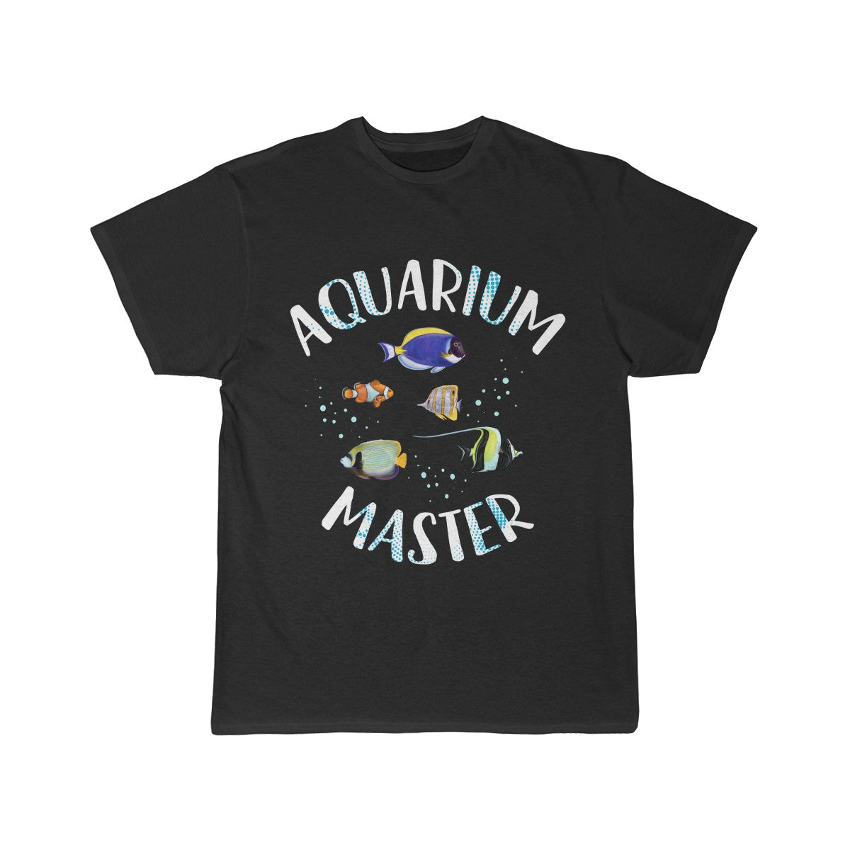 Aquarium Master Men's Tee