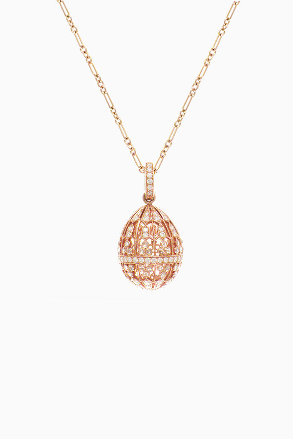 Hanna Emotion  Pendant in Rose Gold