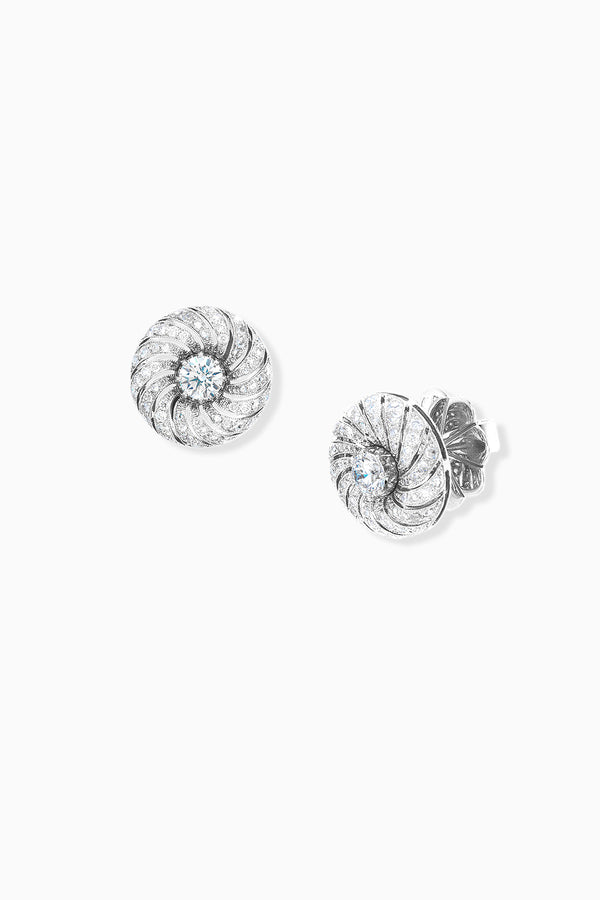 Ray of Light Stud Earrings