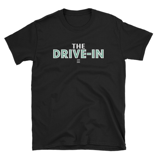 The Drive-In Podcast Logo - Unisex Tee