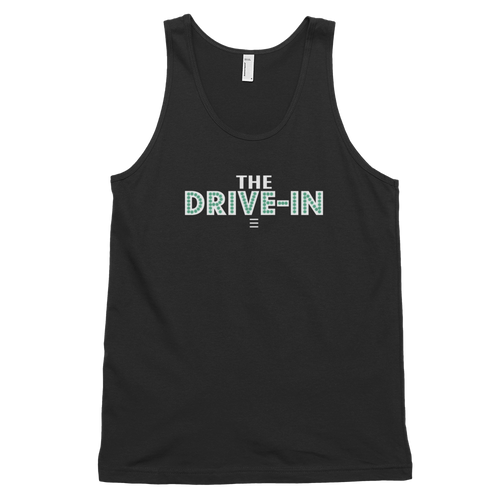 The Drive-In Podcast Logo - Unisex Tank