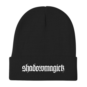 Shadowmagick Knit Beanie