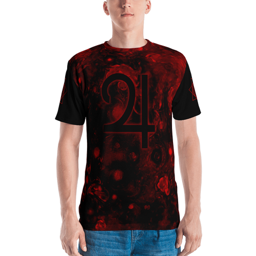 Jupiter Z (Bloodwizard) - Men's Tee
