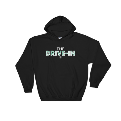 The Drive-In Podcast Logo - Pullover Hoodie