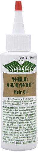 Wild Growth Hair Oil
