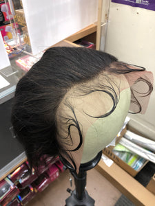Pristine 13x4 Brazilian Virgin Remy Frontal w/baby hairs
