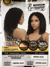 Load image into Gallery viewer, (Thursday) Human Hair 360 Lace Wig by Hair Topic