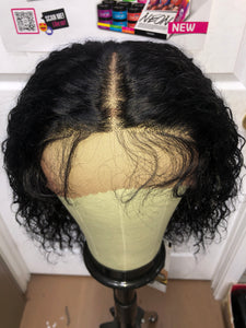 (Thursday) Human Hair 360 Lace Wig by Hair Topic