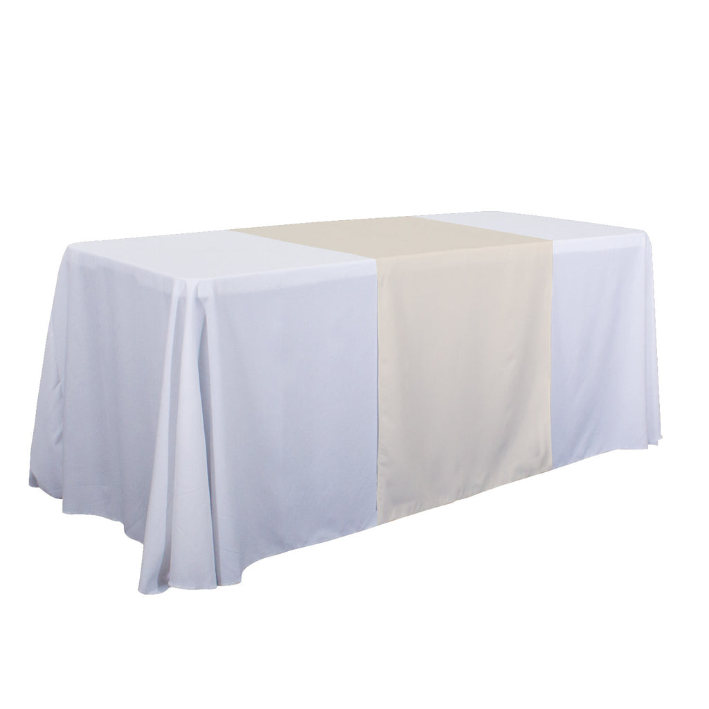 "28"" Standard Table Runner (Unimprinted, Clearance Colors)"