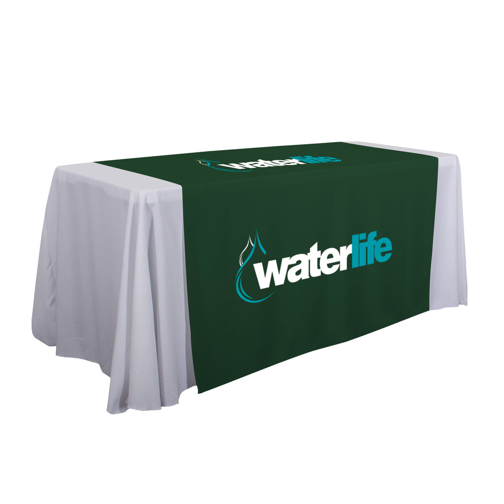 "57"" Standard Table Runner (Two Imprint Locations)"