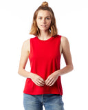 Ladies' Heavy Wash Muscle Tank