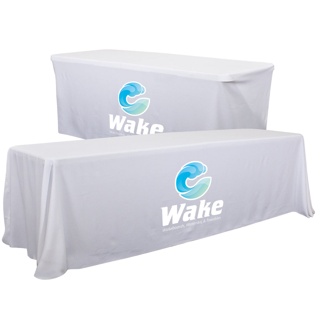 6'/8' Convertible Table Throw (1 Imprint Location)