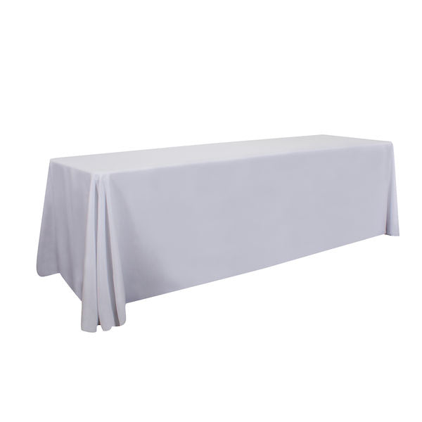8' Stain-Resistant 3-Sided Throw (Unimprinted)