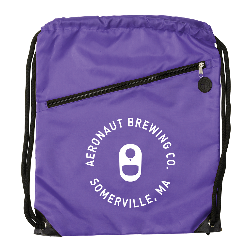 Prevail Drawstring Backpack
