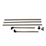10' Standard Tent Awning Hardware