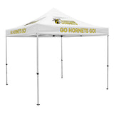 Deluxe 10' Tent, Vented Canopy (Imprinted, 6 Locations)